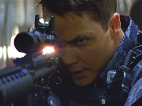 Taylor Kitsch in &quot;Battleship&quot;