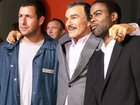 "Nelly, T.I., Adam Sandler, Molly Simms, More At The Premiere Of ""The Longest Yard"""