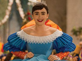 "Lily Collins in ""Mirror Mirror"""