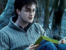 "Daniel Radcliffe in ""Harry Potter and the Deathly Hallows: Part 2"""