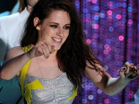 Kristen Stewart at the 2012 MTV Movie Awards