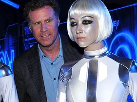 Will Ferrell at the &quot;Tron: Legacy&quot; premiere