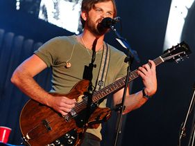 The Kings of Leons' Caleb Followill