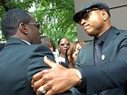 Friends, Family Pay Their Respects To Chris Lighty