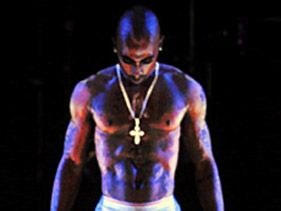 Tupac's hologram performance at Coachella 2012