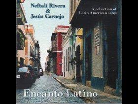 Encanto Latino CD cover