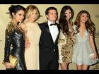 Vanessa Hudgens, Ashley Tisdale, Josh Hutcherson, Selena Gomez and Sarah Hyland