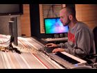 "Noah ""40"" Shebib in the studio during the making of Drake's ""Take Care"""