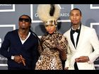 Lil Wayne, Nicki Minaj and Tyga