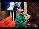 "Jermaine Dupri has a laugh with Chris Kelly and Da Brat on ""RapFix Live"""