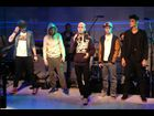 "The Wanted rehearse before their ""Today"" performance"